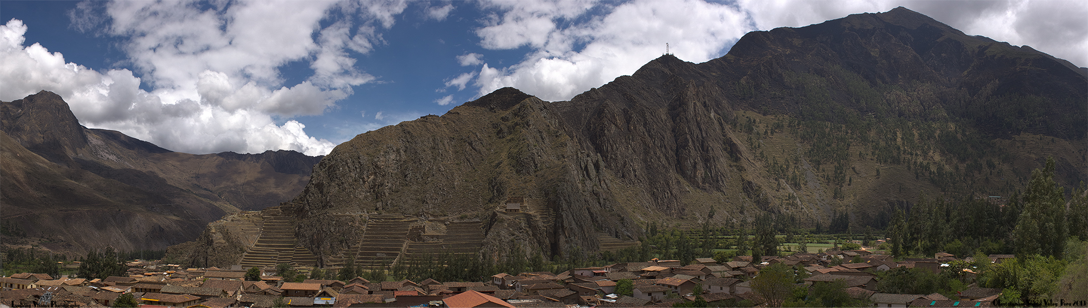 Ollantatambo, Sacred Valley 2013